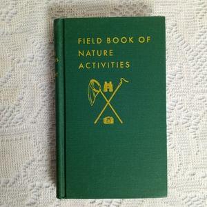 1950 Field Book of Nature Activities Hillcourt